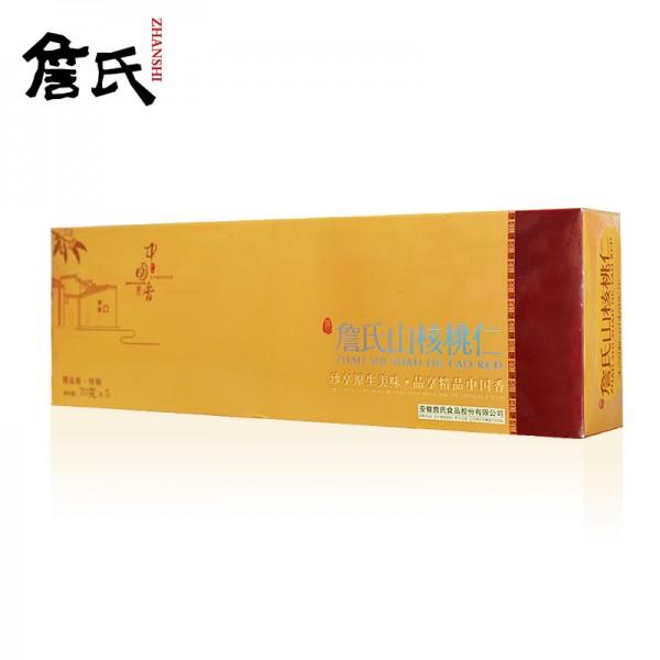 中国香特制詹氏山核桃仁礼盒