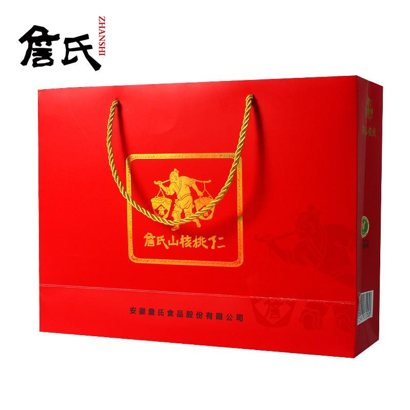 詹氏山核桃仁礼盒105g*4