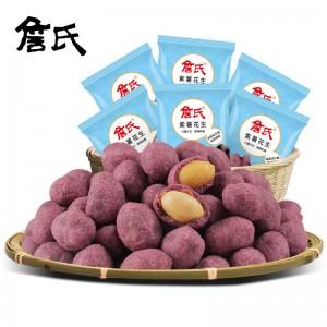 散称紫薯花生250克*2